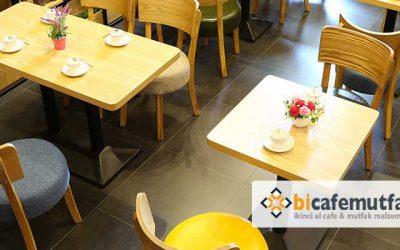 ikinci el restoran masa sandalye