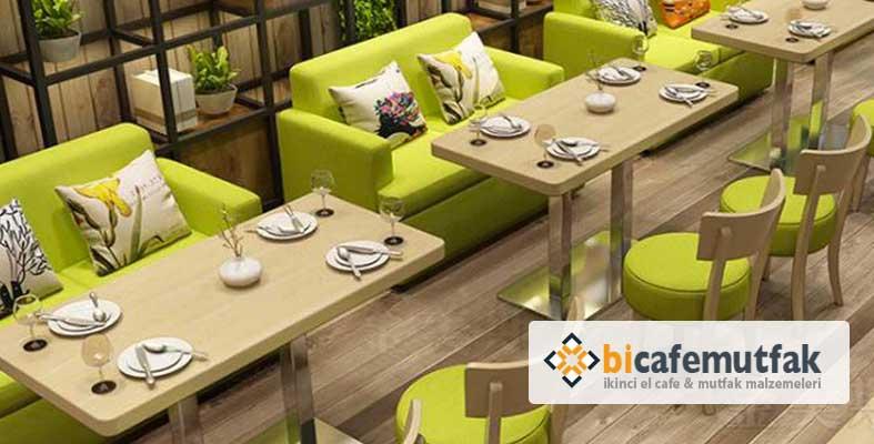 restoran masa sandalye ikinci el
