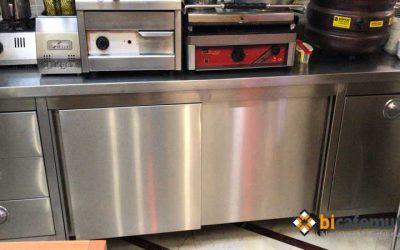 ikinci el endüstriyel mutfak malzemeler