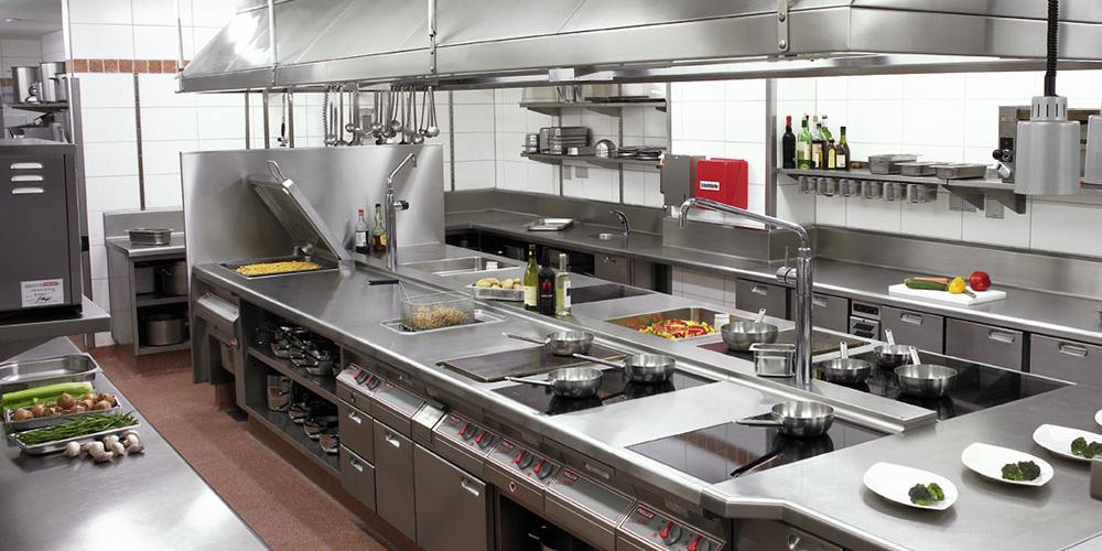 imalat endüstriyel mutfak