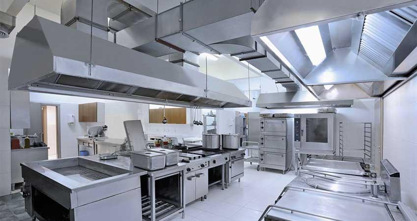 ikinci el sanayi tipi mutfak malzemeleri