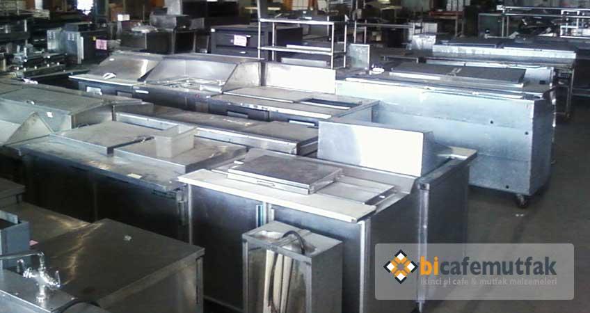 ikinci el endüstriyel mutfak malzemeleri alanlar