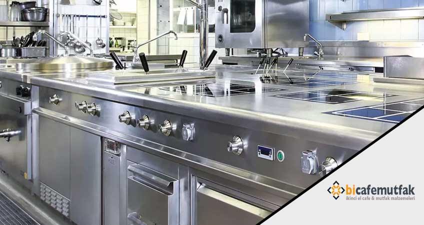 ikinci el endüstriyel mutfak malzemesi alanlar