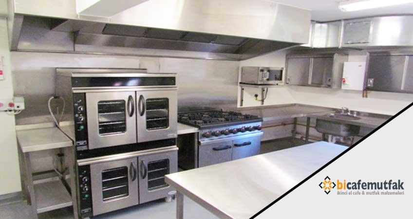 istanbul ikinci el endüstriyel mutfak malzemesi alanlar